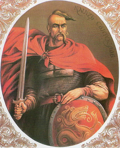 Sviatoslav - King of Russia