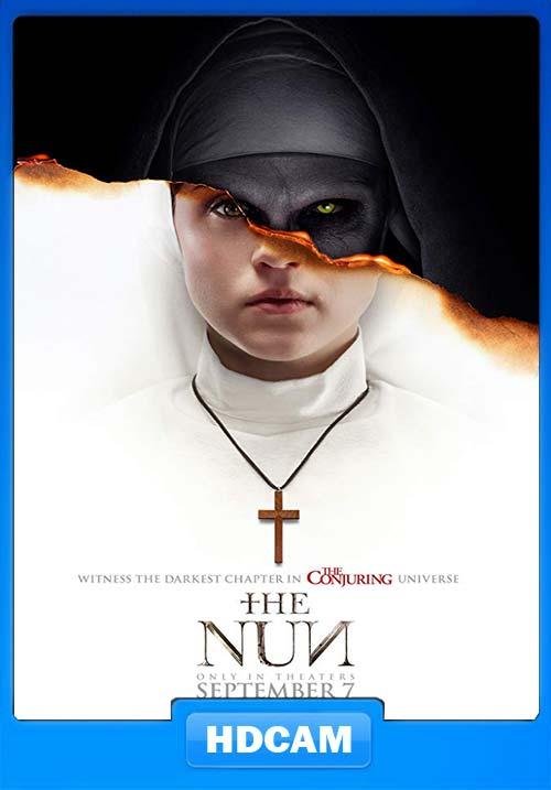 The NUN 2018 Hindi 720p HDCAM-Rip x264 | 480p 300MB | 100MB HEVC Poster