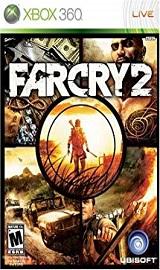 6121Z3EtIDL. AC SX215  - Far Cry 2 Legendado PT-BR XBOX 360 - JTAG/RGH
