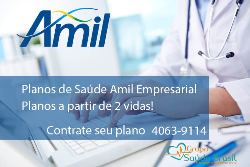Planos de Saúde Amil Empresarial em Brasília DF