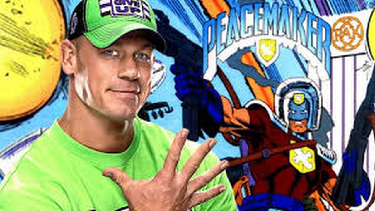 John Cena revela se irá interpretar Pacificador no novo Esquadrão Suicida