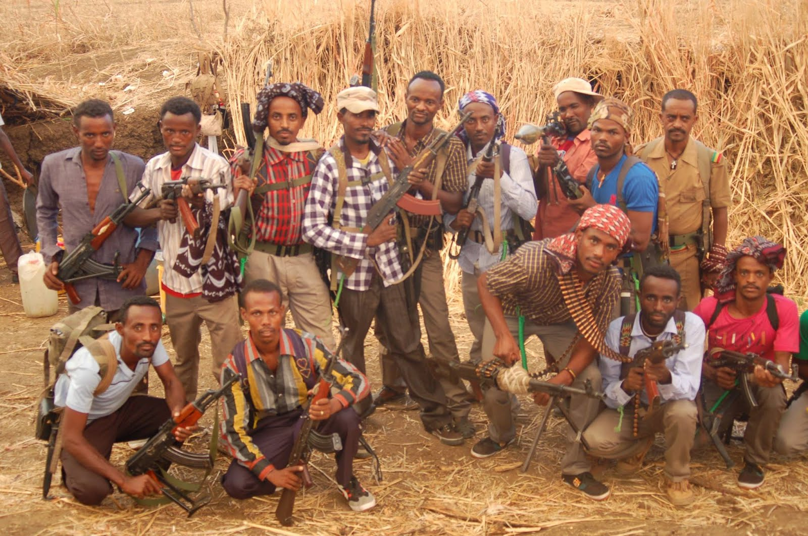 <Ethiopia: Peaceful Protest to Armed Uprising