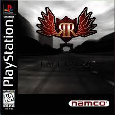 Rage Racer - PS1 - ISOs Download