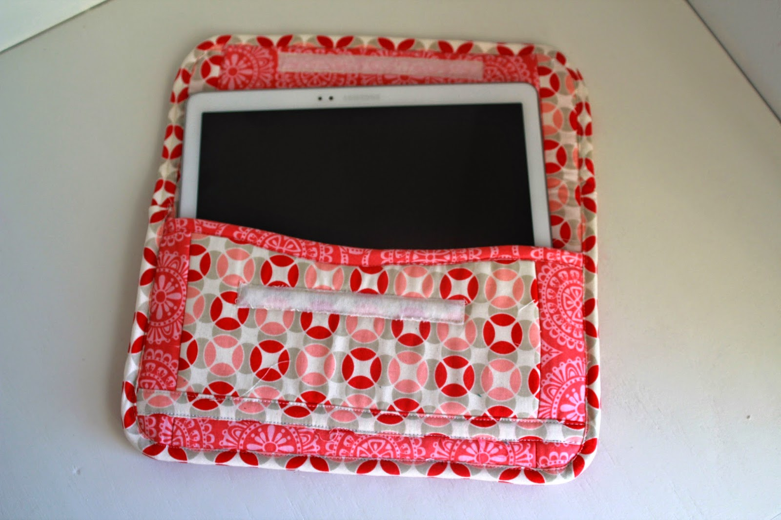 Girls In The Garden Tablet Case