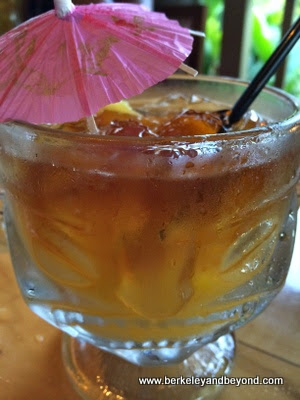 mai tai at Duke's Kauai, in Lihue, Kauai, Hawaii
