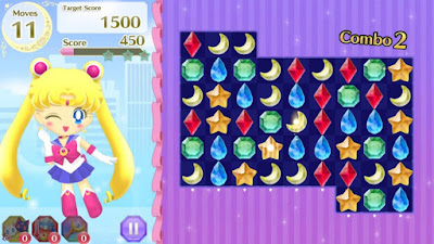 Free Download Sailor Moon Drops 1.7.2 APK for Android