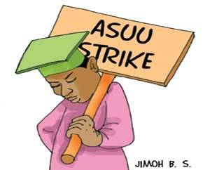 Sex-for-mark, ASUU chairman caught in sex-for-marks scandal