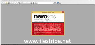 Free Download Nero Burning ROM 2016 Offline Installer Free Download