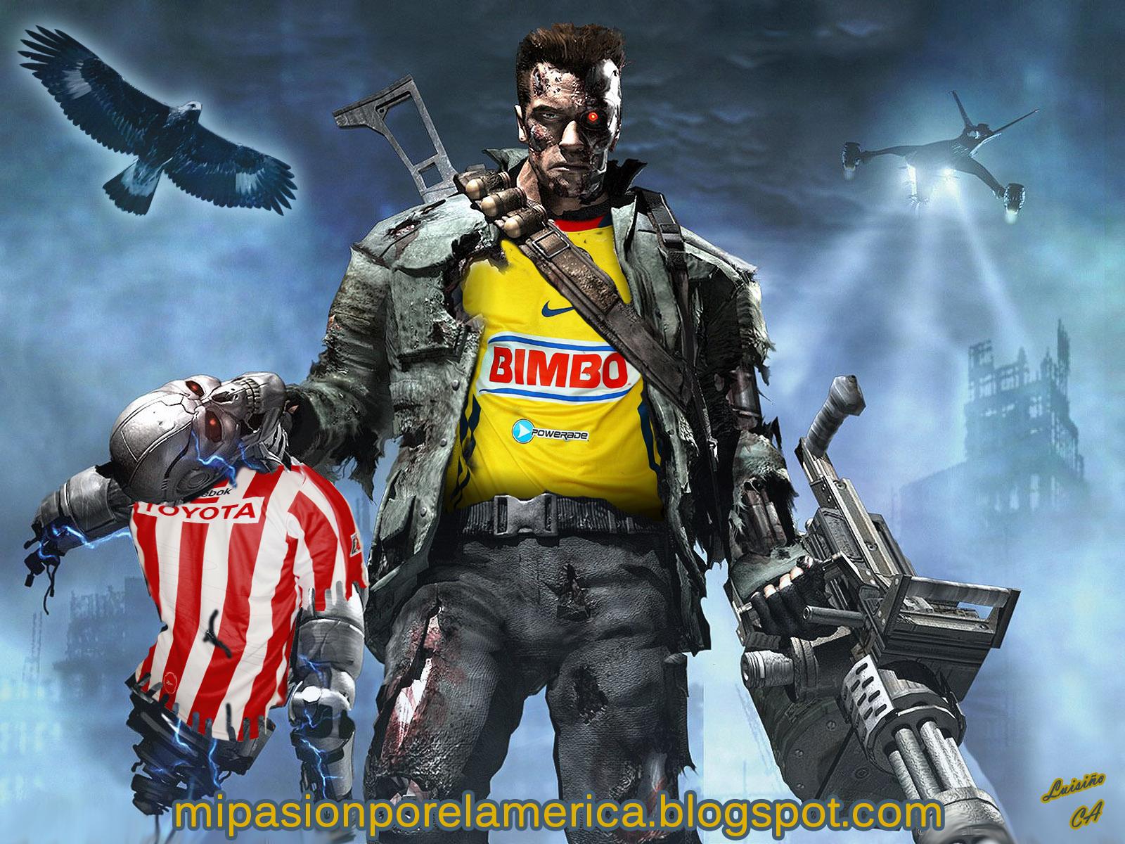 Chivo Dibujo Animado: Mi Pasion Por El America: Enero 2012