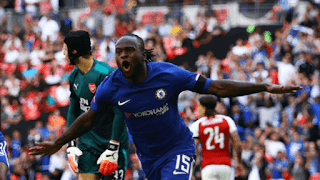 Victor Moses Declares Intention To Win The African Player Of The Year Award