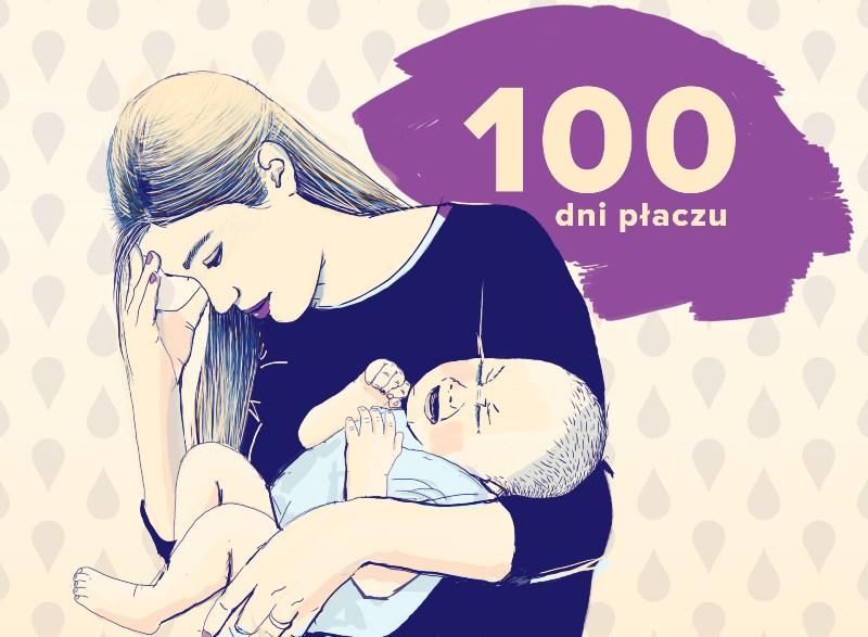 Ratunku kolka! 9 sposobów  jak ulżyć dziecku.