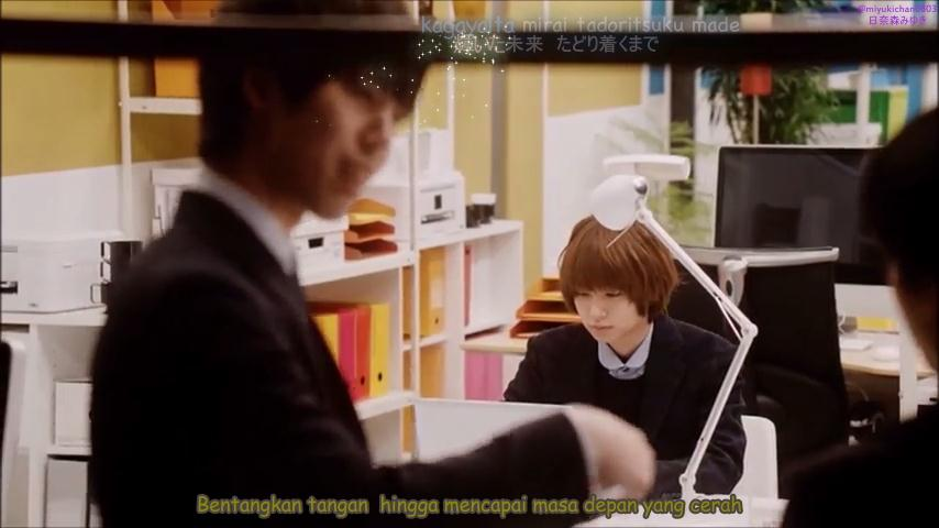 Subtitle Indonesia PV Hey! Say! JUMP - Give Me Love (Karaoke