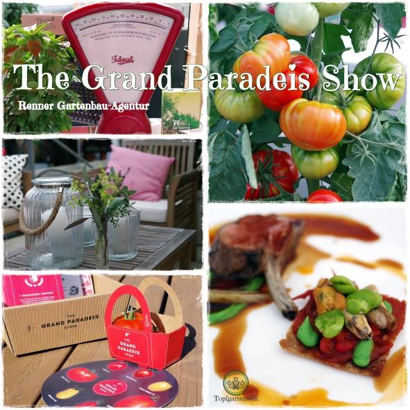 Gartenblog Topfgartenwelt The Grand Paradeis Show: Tomatenausstellung veranstaltet durch Renner Gartenbau-Agentur