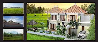 Beautiful villa sale Gianyar Bali