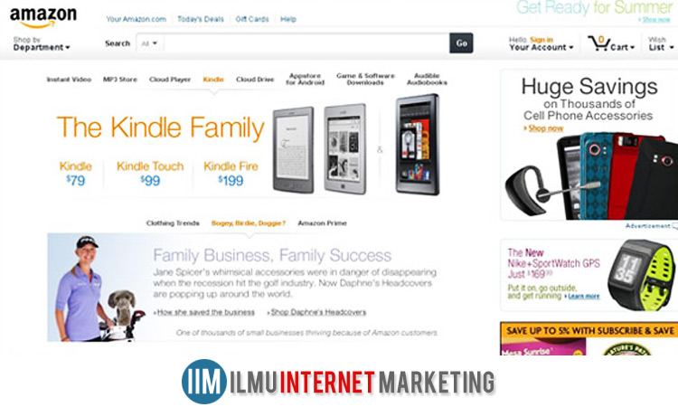 Cara Daftar Menjadi Affiliate Amazon Ilmu Internet Marketing