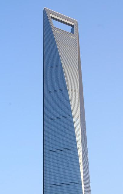 Trung tâm tài chính thế giới Thượng Hải