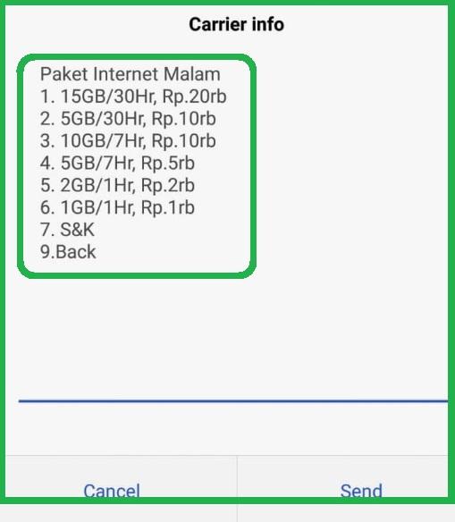 Trik #7 Paket Internet Murah Telkomsel 1 GB Dengan Harga Rp 1.000