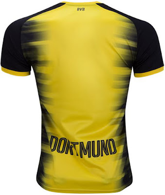 Borussia Dortmund 17-18 Puma International Kit