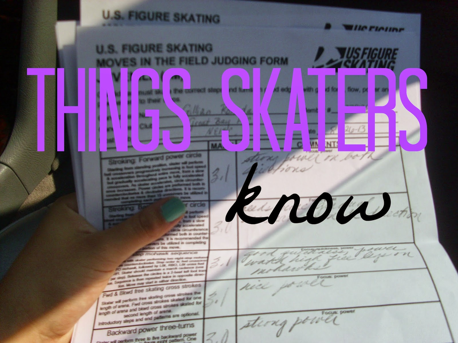 From never owning gloves that DON'T have holes, to just how addicted we are, there are certain things that only skaters know.