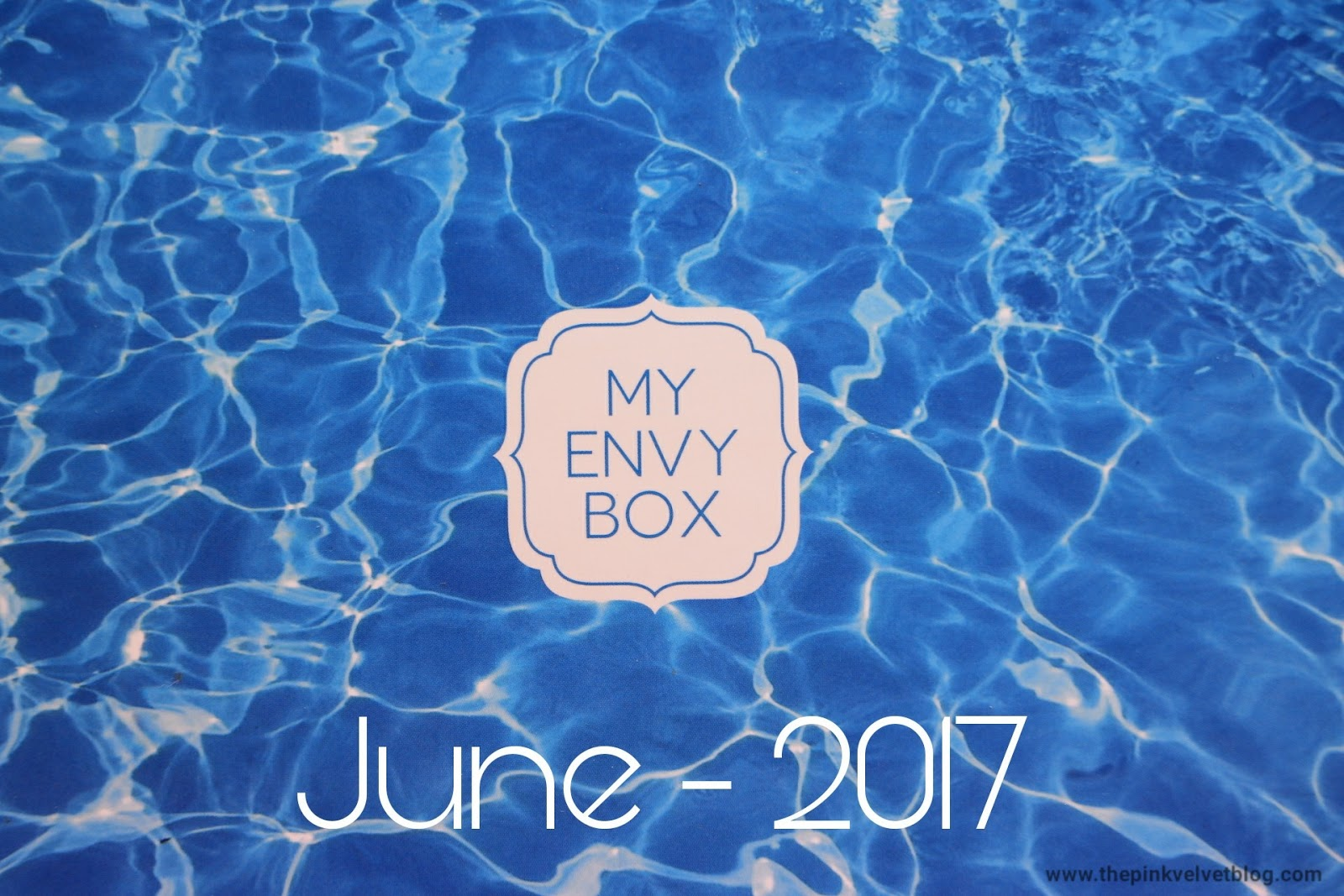 june my envy box unboxing