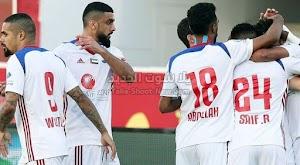 الشارقة يتغلب على نادي الوصل في الجولة 17 من الدوري الاماراتي