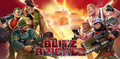 Blitz Brigade – Online FPS fun Apk + OBB for Android