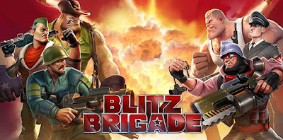 Blitz Brigade – Online FPS fun Apk + OBB for Android