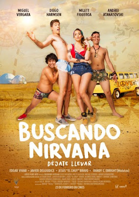 BUSCANDO NIRVANA (2016) Ver Online - Español latino