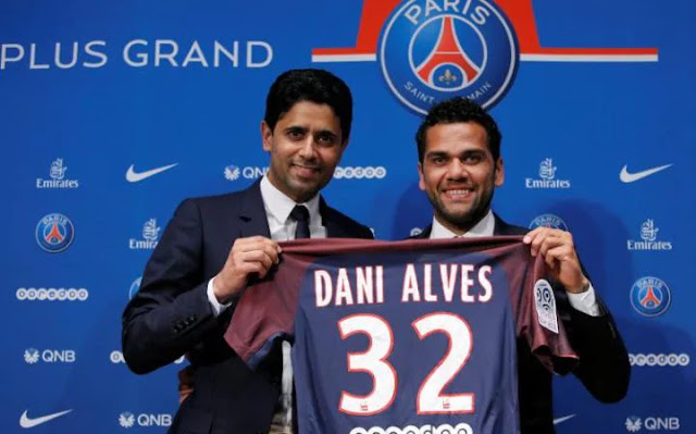 Dani Alves: Maaf Pep, Saya ke PSG untuk Juara!