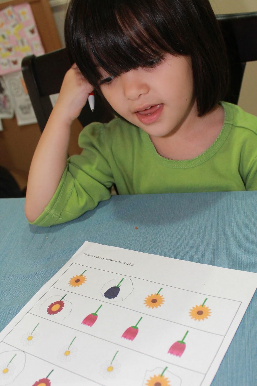 Preschool Butterfly Science Unit