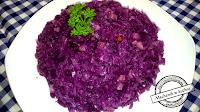 Modro kapusta kluski śląskie rolada śląska przepis tradycyjny śląski obiad górnika jak przygotować