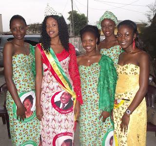 Miss Congo 2014