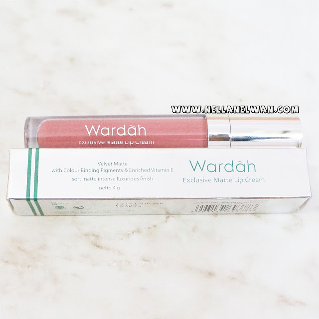 wardah exclusive matte lip cream review indonesia