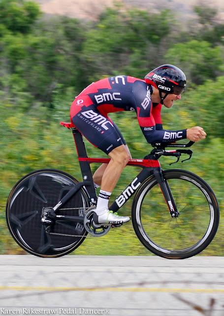 BMC rider time trial