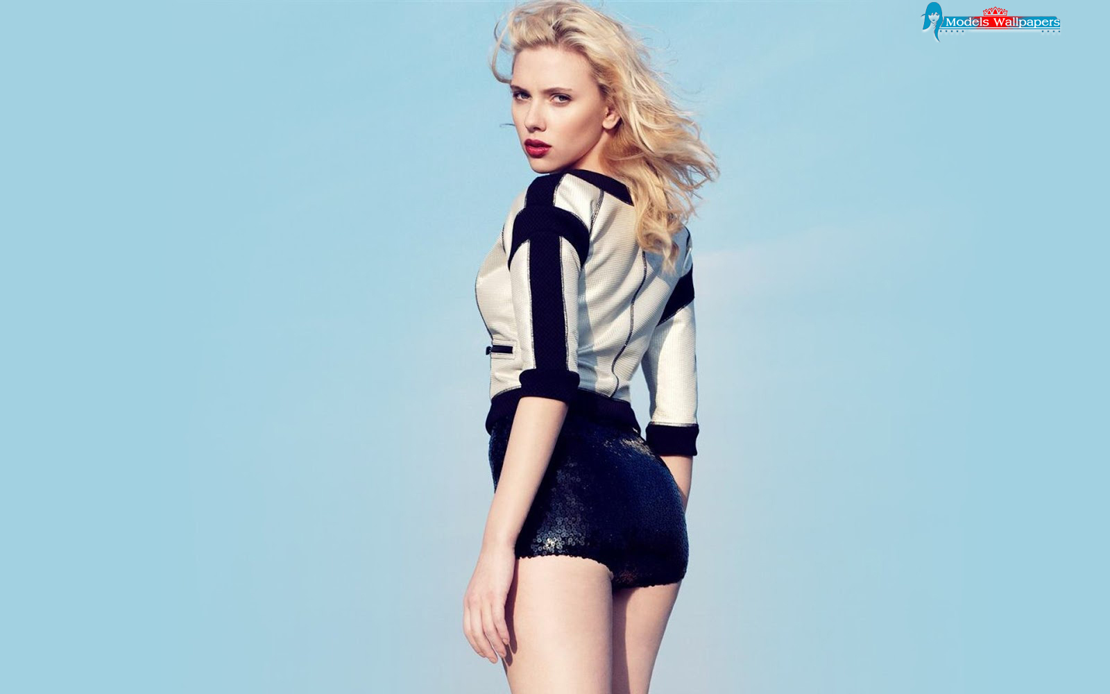 scarlett johansson model - photo #15