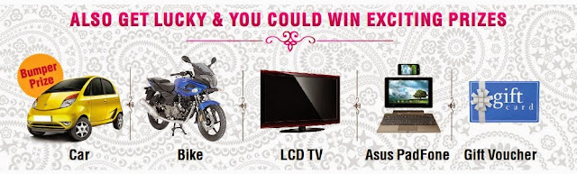Asus Diwali Offers 2013 - Exiting Offers