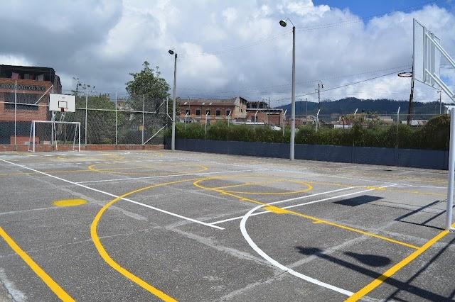 Villa Rosita y La Pepita otros dos polideportivos recuperados