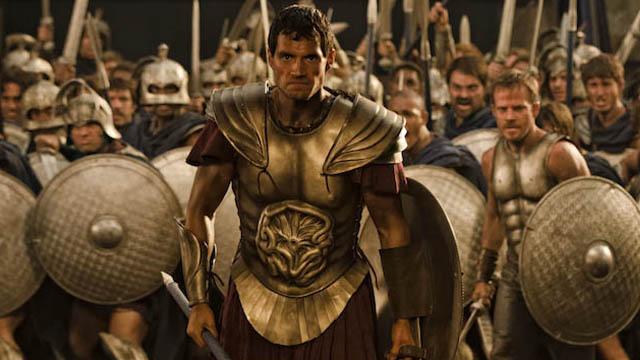 Film Bertemakan Legenda Yunani