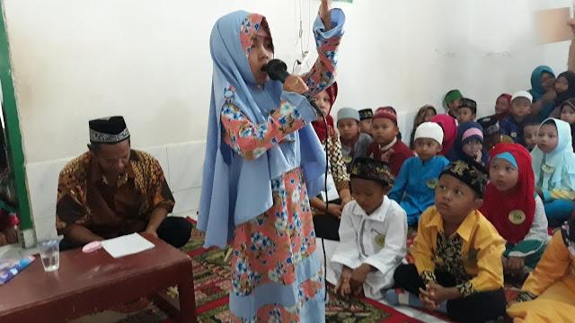 PKG Kecamatan Mesuji Makmur Gebyar Kreatifitas Anak