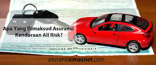 Pilihlah Asuransi Kendaraan Yang Tepat