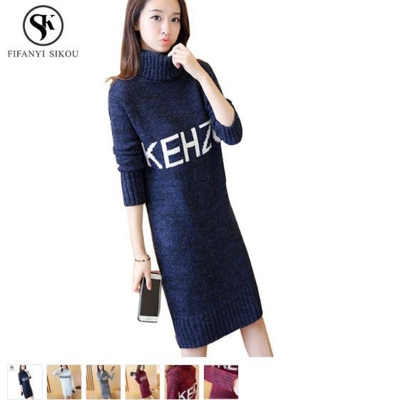 Party Dress With Sleeves - Formal Dresses For Women - Velvet Dress