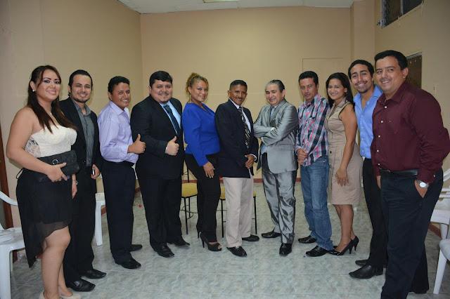 Se inauguró la nueva casa para los Comunicadores Sociales del país.