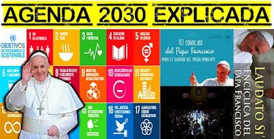 Resultado de imagen para agenda 2030 transgenicos