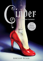Resultado de imagen para Cinder (crónicas lunares 1) Marissa Meyer
