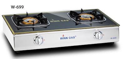 Alat rumah tangga kompor gas