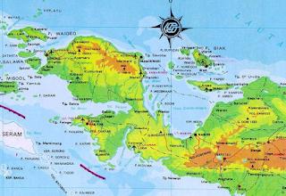 Fisiografi Pulau Papua