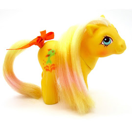My Little Pony Baby Sunbright Year Eleven Family Friends and Family Babies G1 Pony