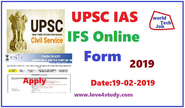 UPSC Civil Services Notification: Register for these simple steps for civil examination