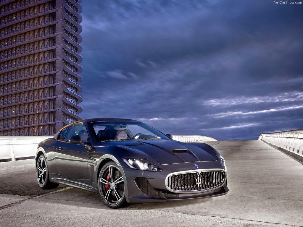 2014 Maserati GranTurismo MC Stradale specs and price
