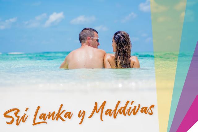 Sri Lanka - Maldivas portada Iker y Goizalde